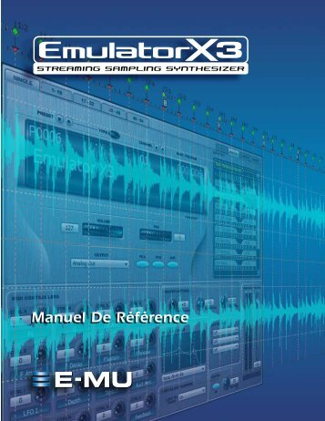 Emulator X3.book - Creative