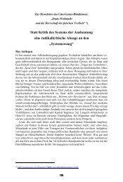 GSP ums-Ganze-Kritik - Neoprene