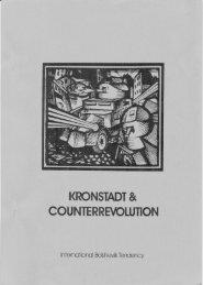 Kronstadt & Counterrevolution - Neoprene
