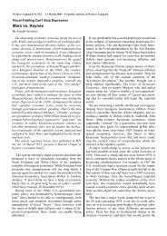 Marx vs. Keynes [WV 64 1975-14-03] - Neoprene