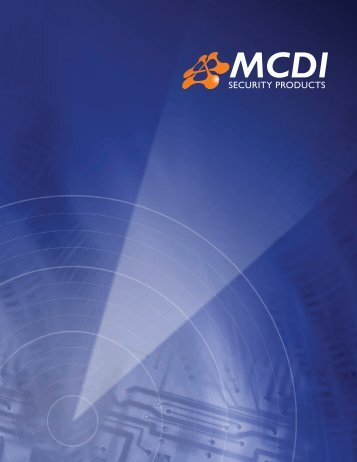 Exprecium Receptora de alarmas - MCDI