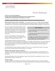 (Page 1 of 2) J.D. Power and Associates Reports: Friendly ... - Dealer