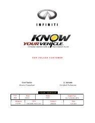 Cori Nastro Service Consultant J. Antonio Certified ... - Dealer