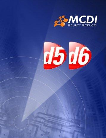 D5 sales brochure in pdf - MCDI