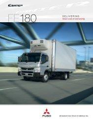 FE180 - Mitsubishi Fuso