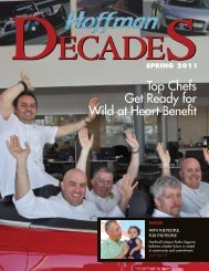 Top Chefs Get Ready for Wild at Heart Benefit - Dealer