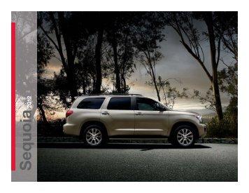 Sequoia - Maita Toyota