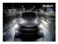 Avalon - Toyota