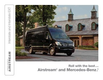 Airstream® and Mercedes-Benz.® - Dealer