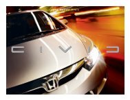 2010 Honda Civic Brochure