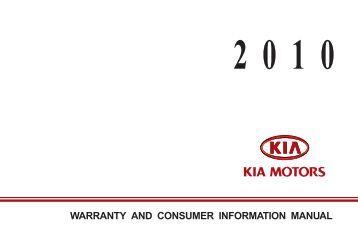 Warranty And Consumer Information Manual Enterprise Fleet