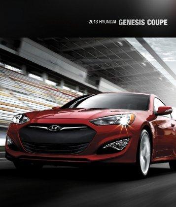 2013 HYUNDAI GENESIS COUPE - eBizAutos