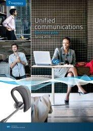 Unified communications - Claritel