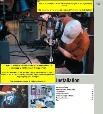 Installation - Get