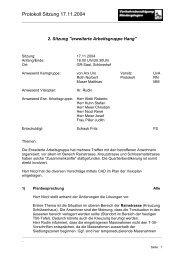 Protokoll 17.11.04