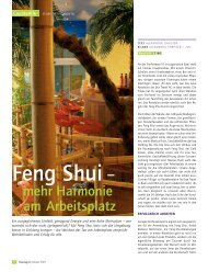 Download Bericht - Feng Shui