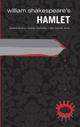 HAMLET - Drake University