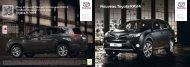 Nouveau Toyota RAV 4 - L'Automobile Magazine