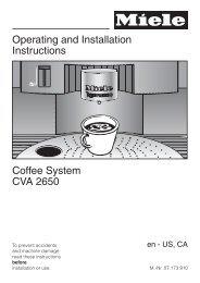 6 Stuck Miele 5626050 Entkalkungstabletten fur Kaffeemaschine