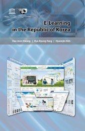 E-Learning in the Republic of Korea - unesco iite