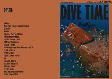 Stáhnout DIVE TIME č. 2 v PDF - buddymag.cz