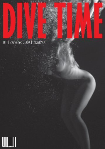 DIVE TIME č. 1 - buddymag.cz