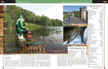PŘEHRADY Libereckého kraje - buddymag.cz