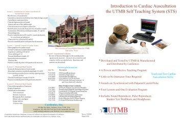 STS brochure 1-06 - Cardionics