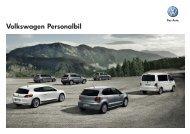 Volkswagen Personalbil