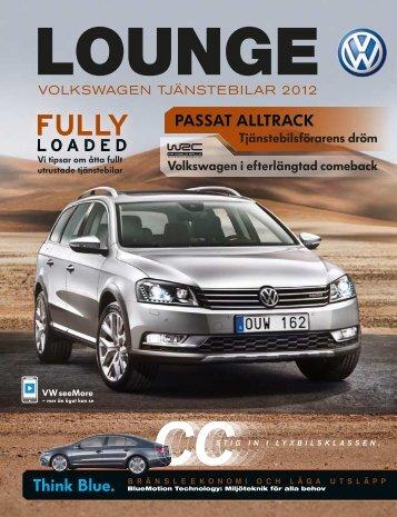 VW Lounge 2012 - Volkswagen