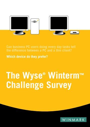 Download White Paper - Wyse Technology