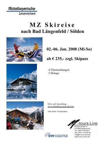 MZ Skireise