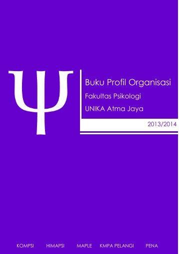Buku Profil Organisasi