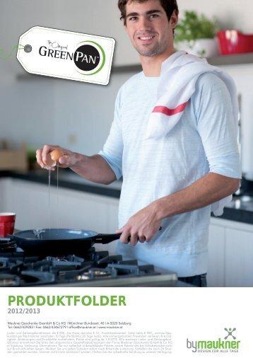 GREENPAN™ Katalog 2013 Download - Maukner
