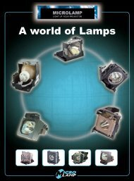 A world of Lamps