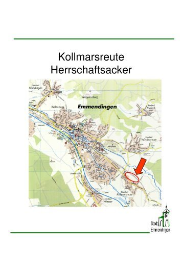 Herrschaftsacker 2 - Stadt Emmendingen