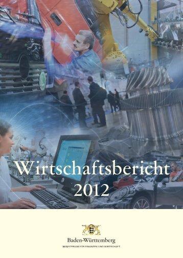 Jahreswirtschaftsbericht 2012 - Stadt Emmendingen