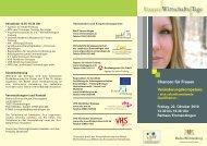 Frauen Wirtschafts Tage - Stadt Emmendingen