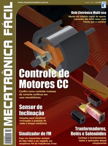 Controle de Motores CC - Mecatrônica Atual