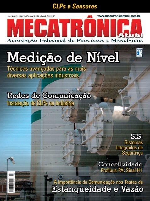 Editorial - Mecatrônica Atual