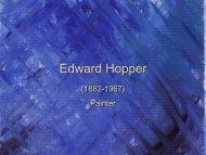 Edward Hopper - Clow Elementary School