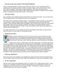 Science Fair Project Guide for Clow Elementary School - Page 2