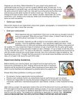 Science Fair Project Guide for Clow Elementary School - Page 3