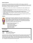 Science Fair Project Guide for Clow Elementary School - Page 4