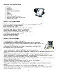 Science Fair Project Guide for Clow Elementary School - Page 6