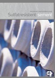 Sulfatresistent sement - HeidelbergCement