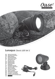 Lunaqua Classic LED Set 1 - Securearea.eu