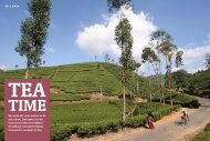 Reisebericht von Tom Bierl im Magazin Trekkingbike