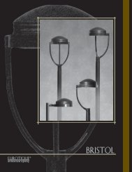 Bristol - ANTIQUE Street Lamps