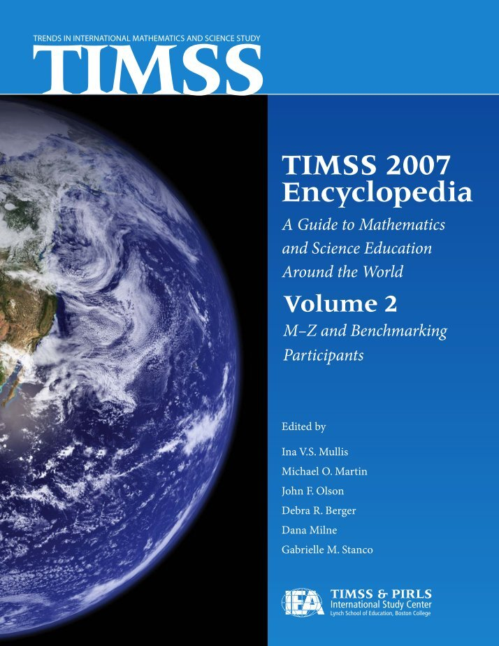 trends in international mathematics and science study timss essay